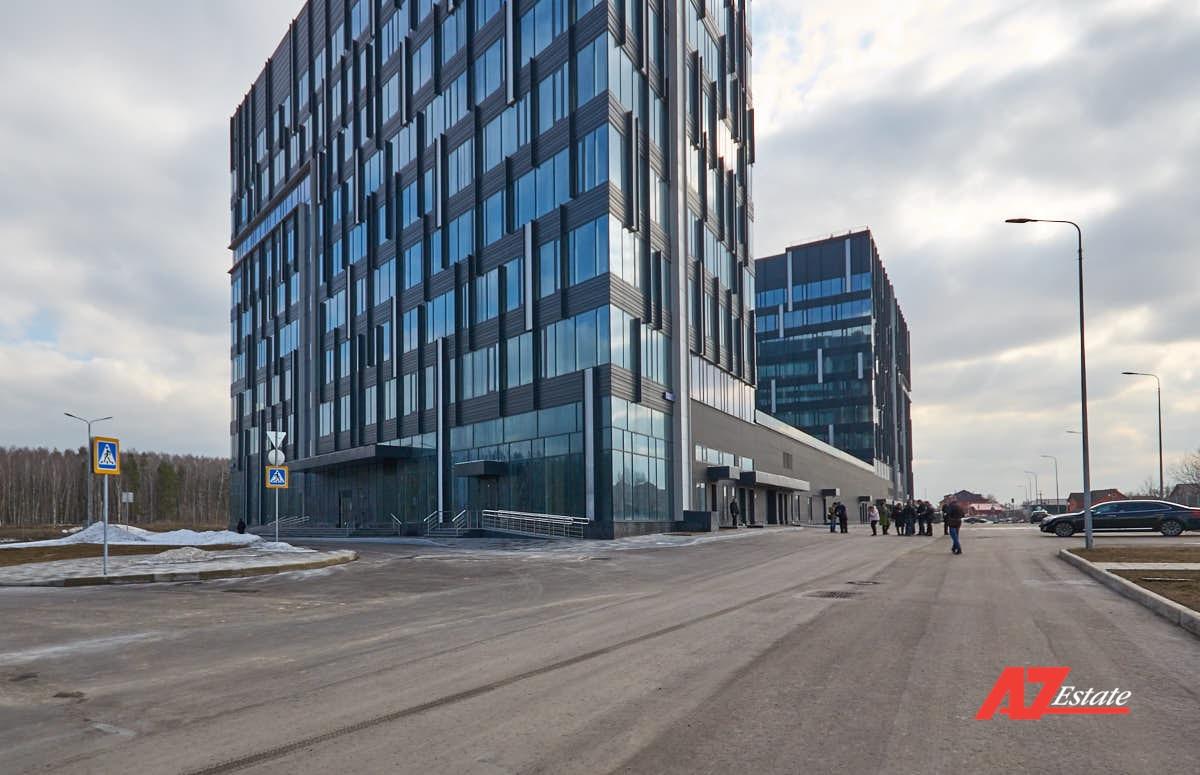 Продажа офиса 82,6 кв. м в бизнес-парке G10 Москва, Киевское шоссе, д. 3, с. 1 - фото 1