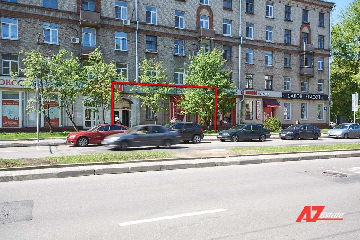 Аренда магазина 100 кв.м 1-я Владимирская, д.14 - фото 1