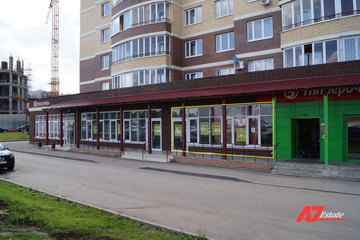 Аренда Торговое помещение пл. 118,5 кв. м  Чечёрский проезд д.128 - фото 1