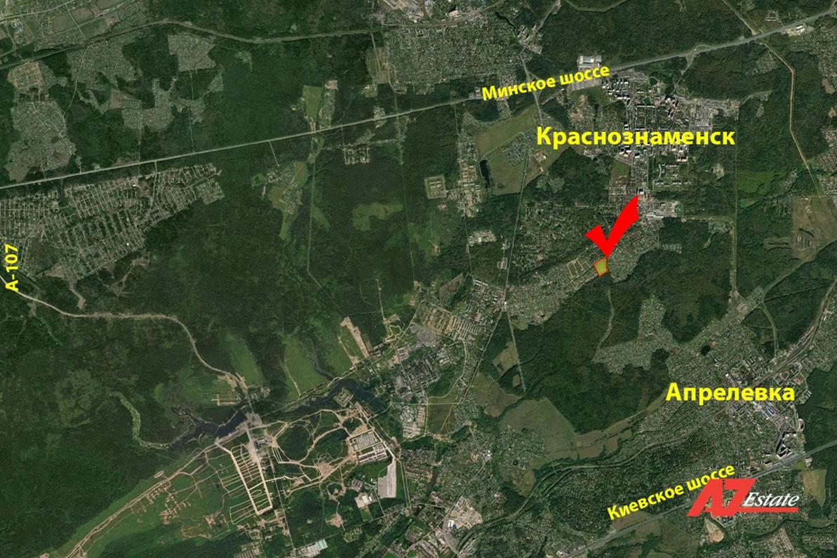 Продажа участка 3 га в Наро-Фоминском районе - фото 2