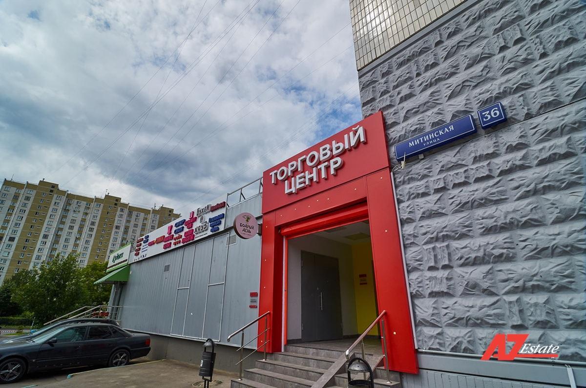 Аренда торговой площади 68,8 кв. м в ТЦ Митинский - фото 1