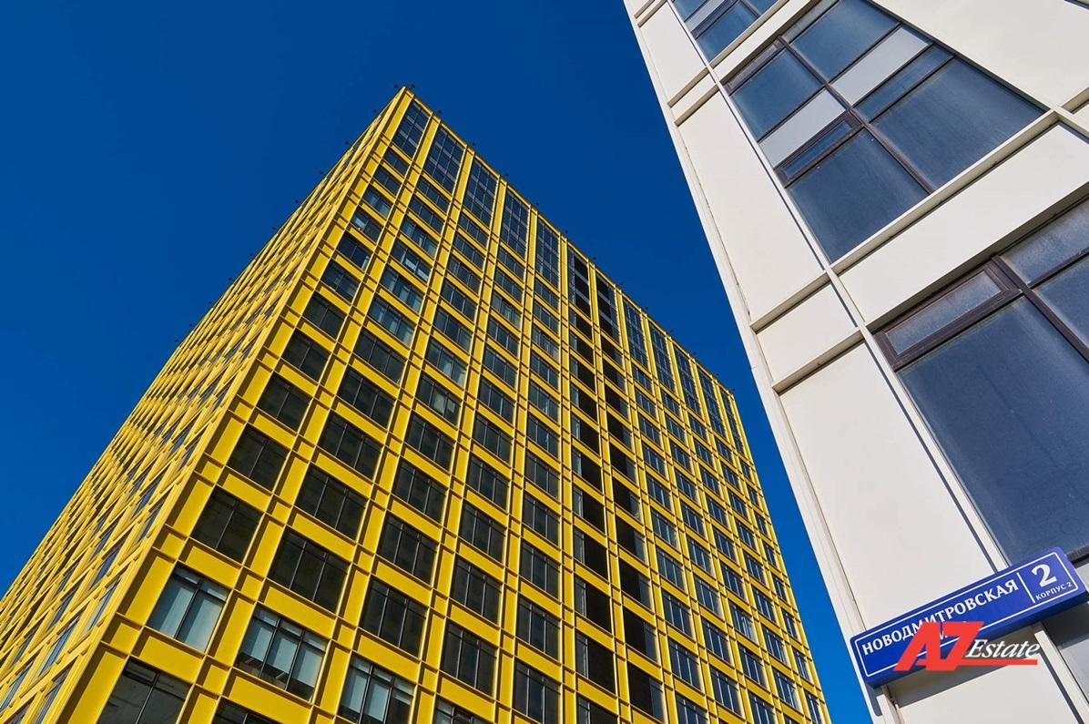 Продажа офиса, 121 кв.м, МФК Савёловский Сити, м. Дмитровская - фото 1