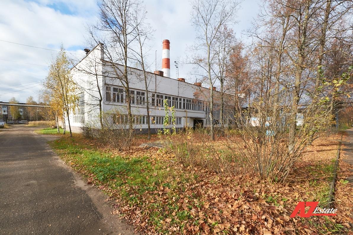Склад/производство 1980 кв.м д. Хлюпино, МО - фото 1