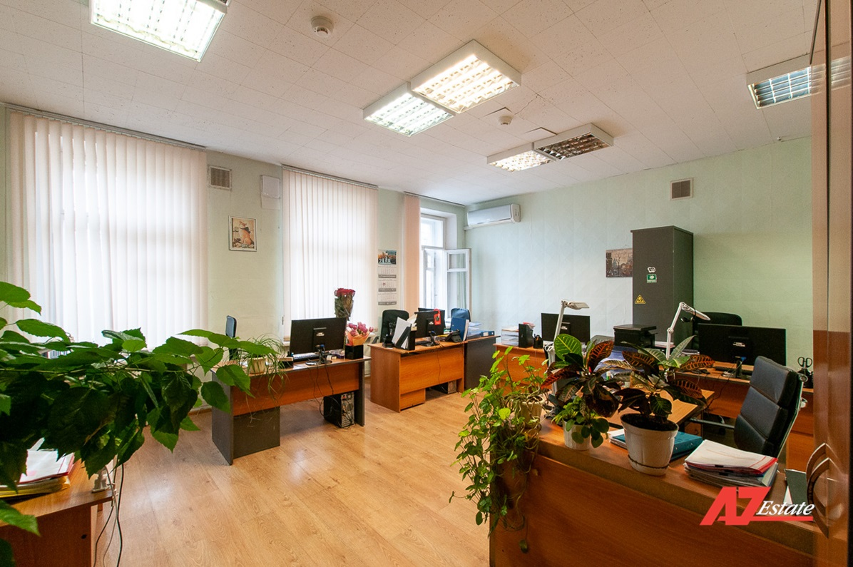 Аренда офиса 159 кв.м, ЦАО, м. Смоленская - фото 5