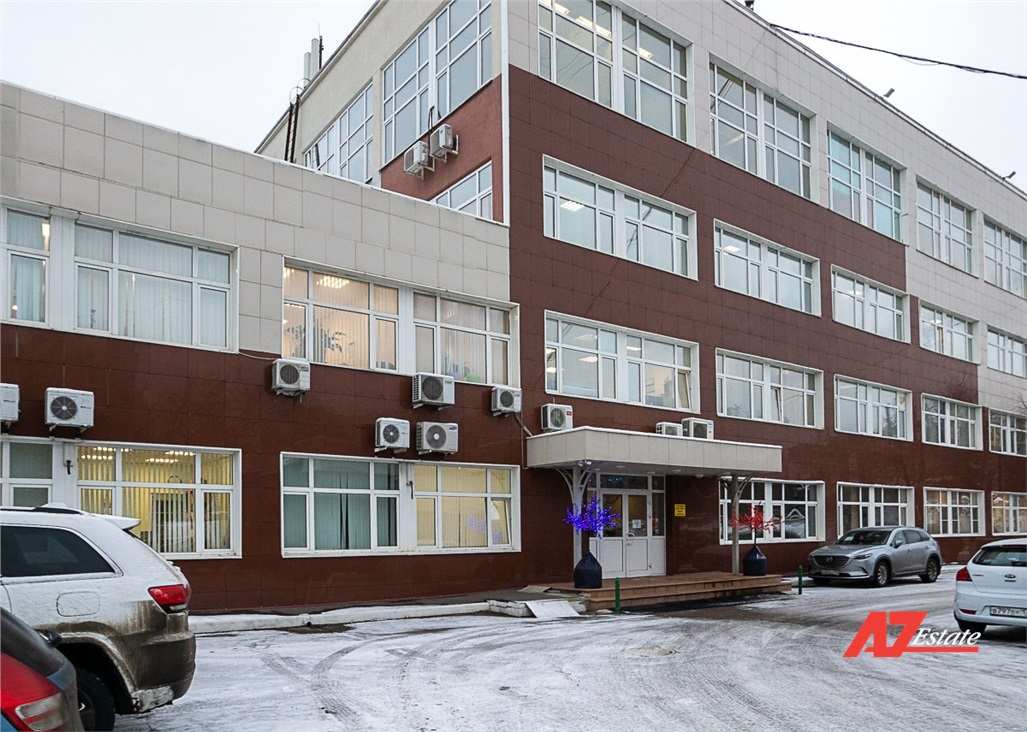 Офисный блок в аренду 53,6 кв. м Октябрьское поле - фото 1