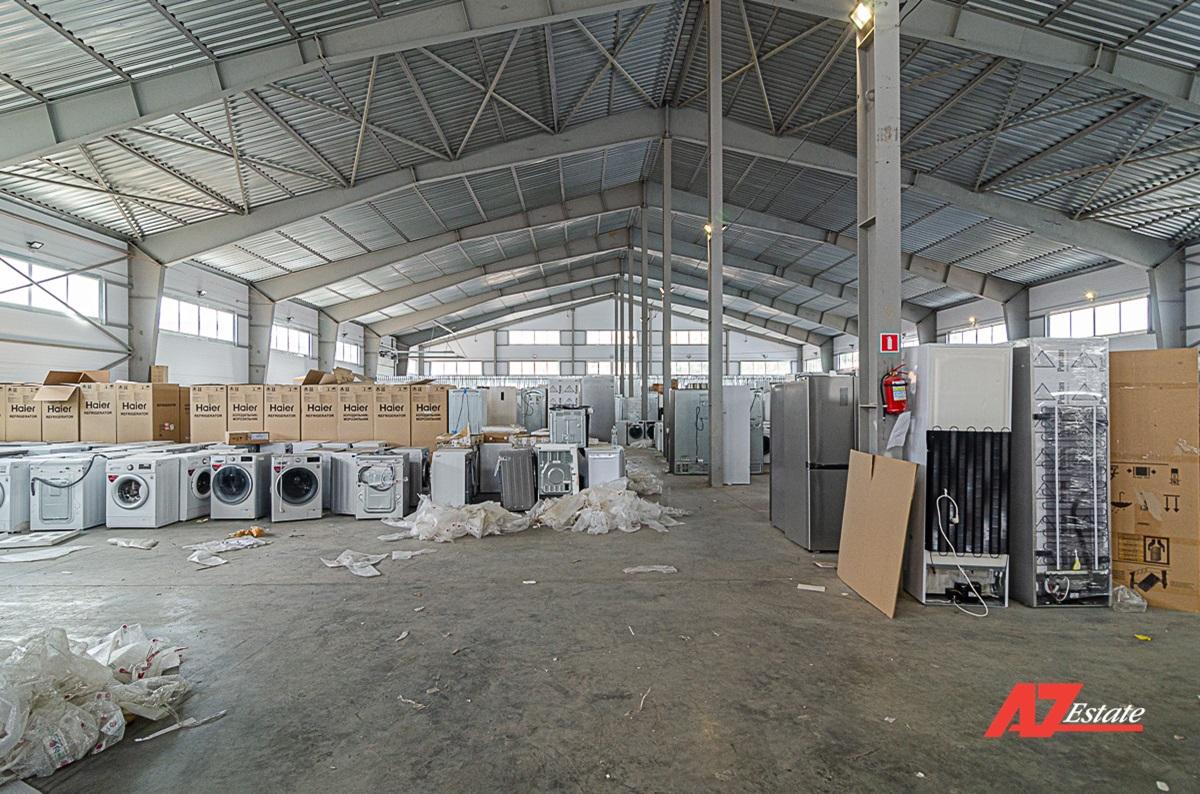 Аренда склада 1645 кв.м  г. Одинцово - фото 4