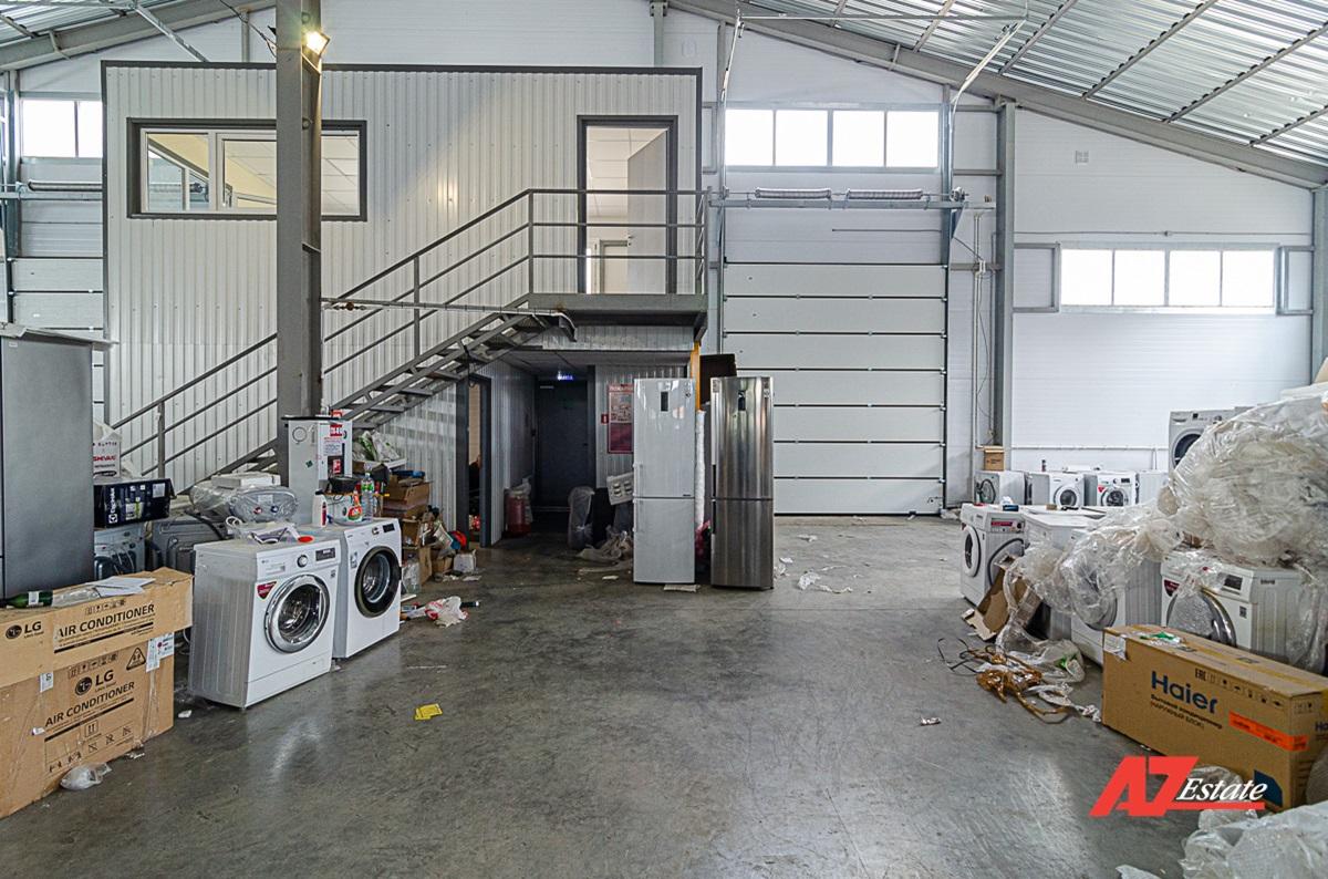 Аренда склада 1645 кв.м  г. Одинцово - фото 5