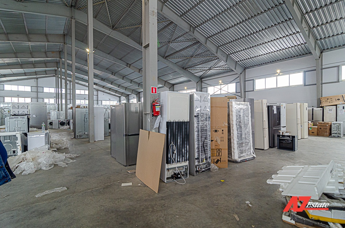 Аренда склада 1645 кв.м  г. Одинцово - фото 6
