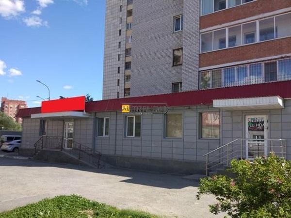 Сдается в аренду торговое помещение по адресу Мельникайте 129/1 площадью 100кв.м.