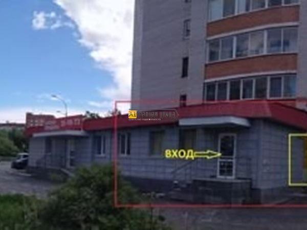 Продается помещение по адресу Мельникайте 129/1 площадью 100 кв.м.
