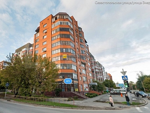 Помещение по адресу ул. Севастопольская 4