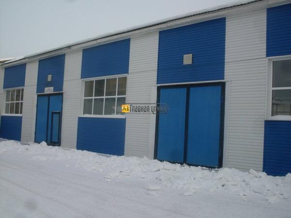 Сдам производственно- складское помещение с двумя  кран- балками