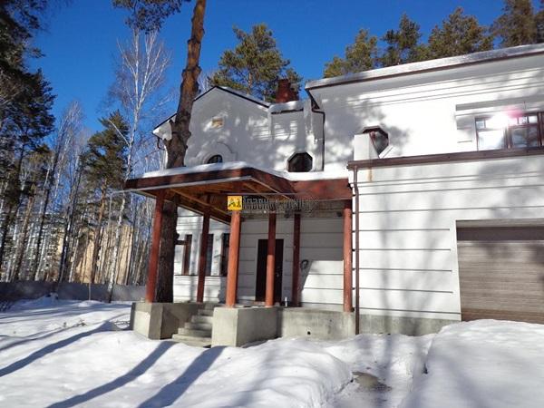 Продам Коттедж в закрытом квартале ЦО Сибирь