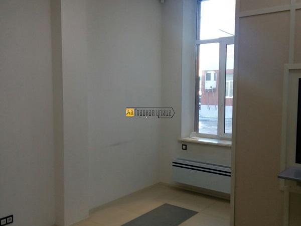 Торговое помещение по адресу ул. Газовиков 41