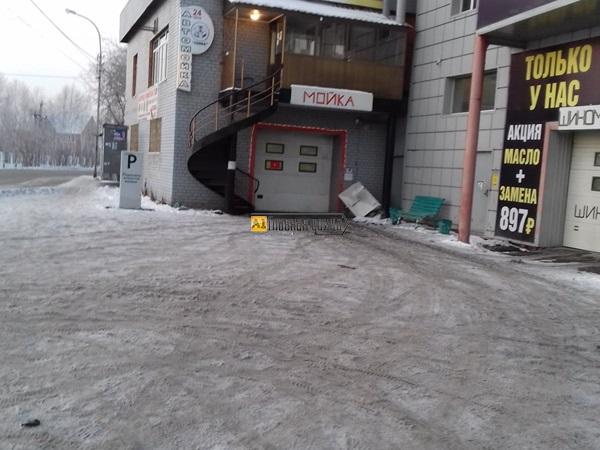 Торговое помещение по адресу ул. Щербакова