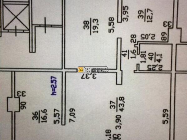 Торговое помещение по адресу Пермякова 68