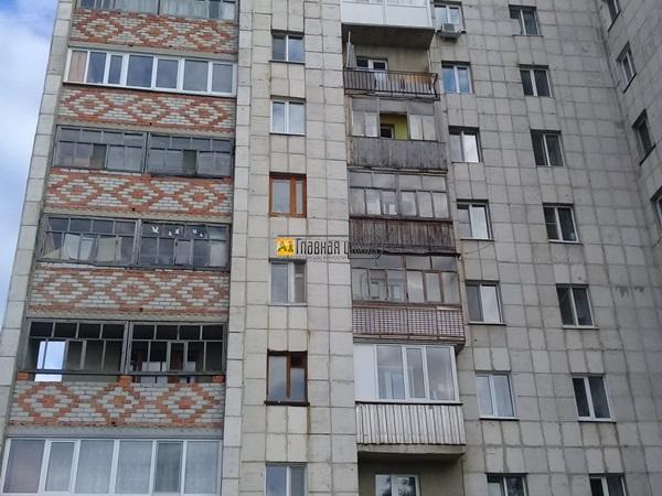 Продажа 1к квартиры ул. Московский тракт, 117а