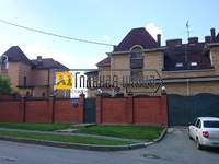 Коттедж, г. Тюмень, ул. Пристанская 7