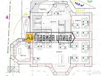 Сдается в аренду офисное помещение площадью 131м2 пo адресу ул Московская