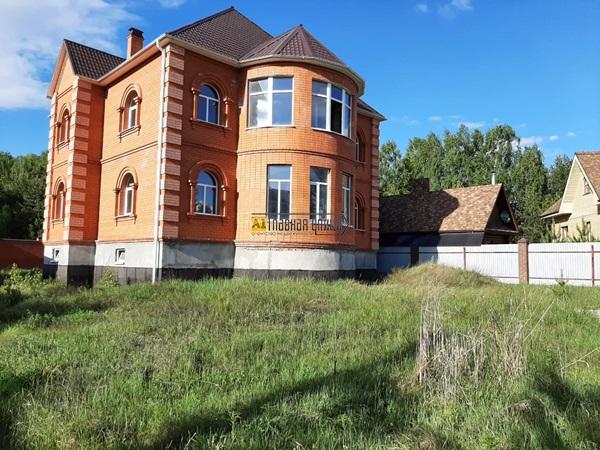 Коттедж в районе п. Боровский, ул Новая Озерная