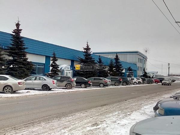 Многофункциональный имущественный комплекс в ТюмениСкладское помещение по адресу ул. Энергетиков, 55