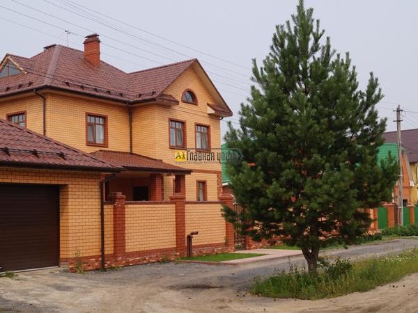 Коттедж в районе д. Патрушева