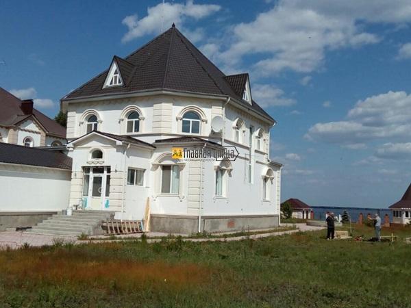 Дом в районе пгт.Боровский, ул. Новая озерная