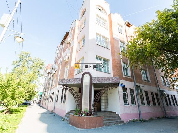 Продажа 4к квартиры ул.Кирова 18
