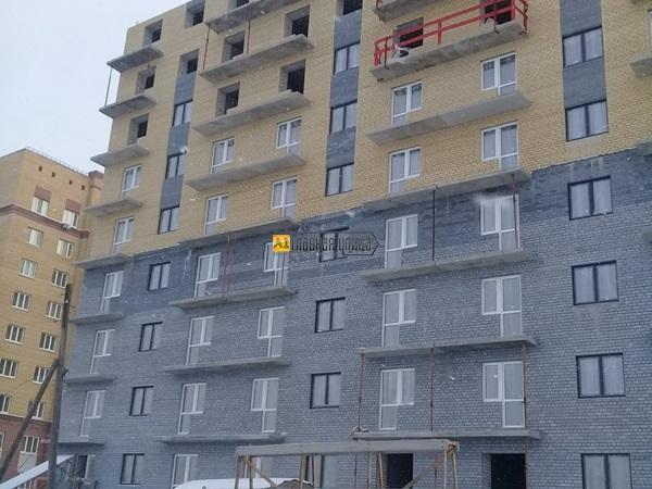 Продажа 1к квартиры ул. Мельникайте 144, к1