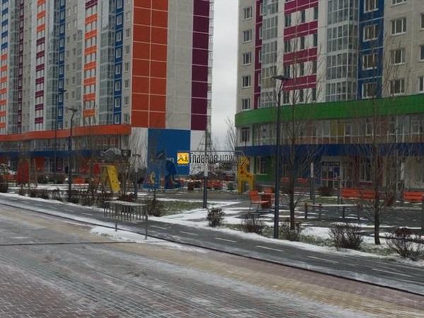 Торговое помещение по адресу улица Федюнинского 58/2.