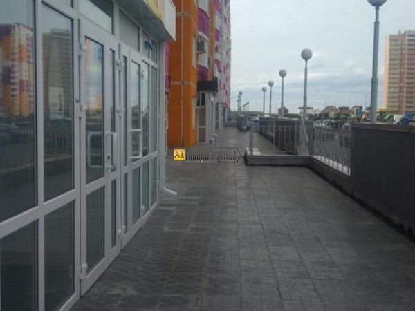 Сдается в аренду помещение по адресу Созидателей 1 площадью 121.6кв.м.