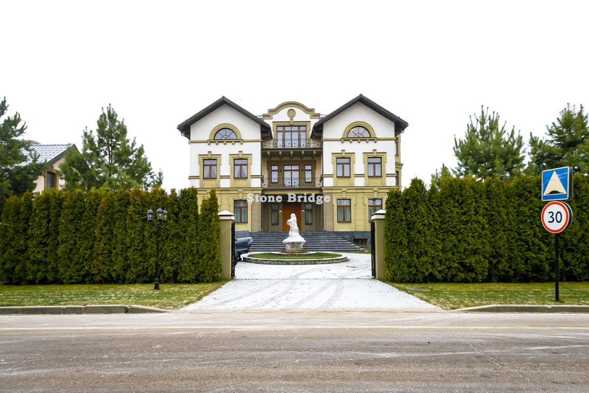 Московская область, Одинцовский городской округ, Усово село, Усадьбы Усово коттеджный поселок
