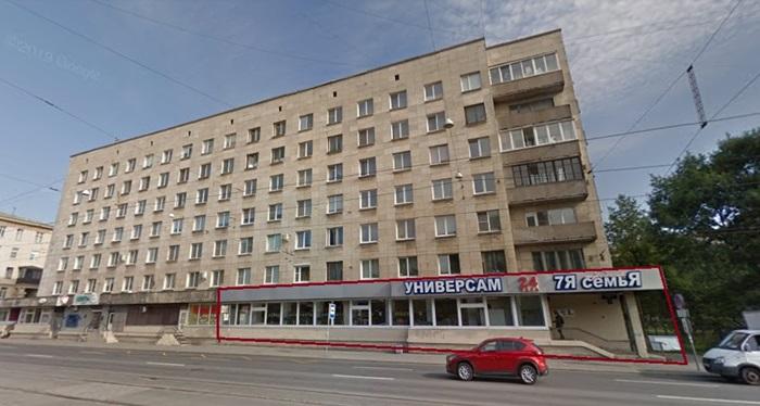Retail в аренду по адресу Россия, Санкт-Петербург, Санкт-Петербург, Благодатная улица, 30