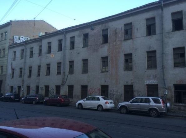 Land на продажу по адресу Россия, Санкт-Петербург, Санкт-Петербург, Чапаева улица, 7