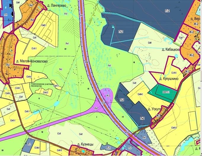 Land на продажу по адресу Россия, Санкт-Петербург, Ускуля, Центральная ул. улица