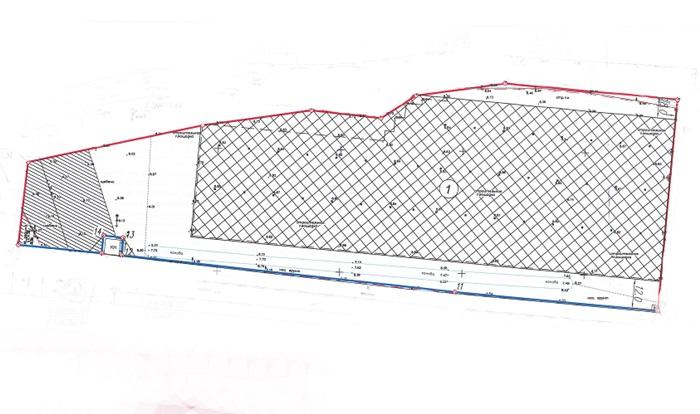 Land на продажу по адресу Россия, Санкт-Петербург, Кудрово, дер.Кудрово, ул. Центральная, уч.53 улица, уч.53