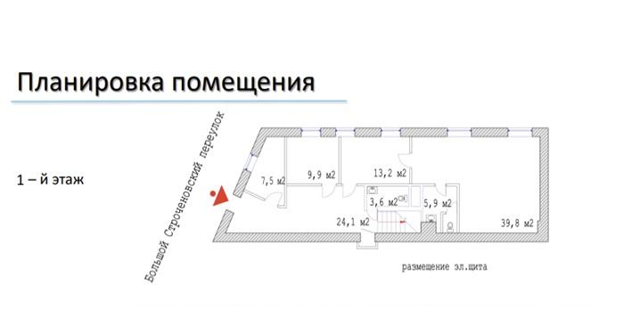 Сдам офисные помещения по адресу Россия, Московская область, Москва, ул. Щипок улица, д. 11/28, стр.5 фото 6 по выгодной цене