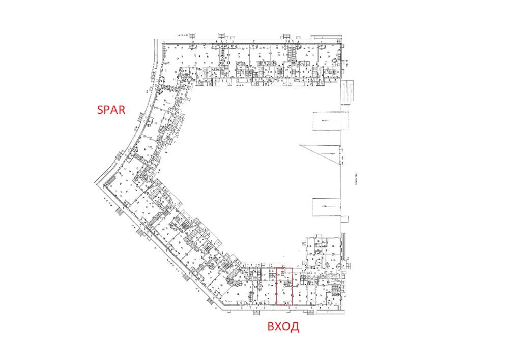 Аренда помещения 79.40 кв.м. Приморский ул. Мебельная, 19 корпус 2 - фотография №4