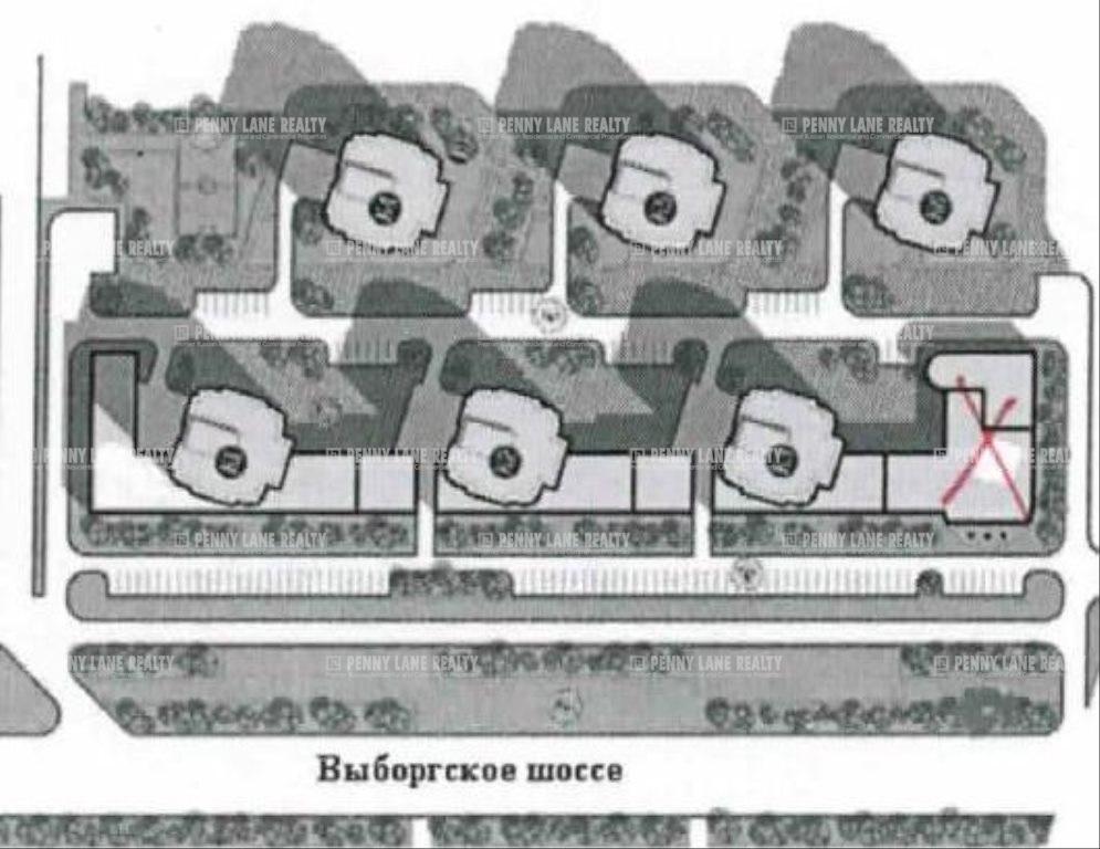 Продажа помещения 2080 кв.м. Выборгский ш. Выборгское, 17 корпус 1 лит А - фотография №3