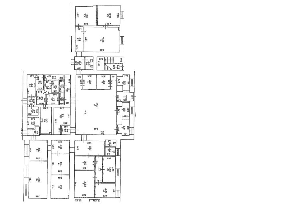 Аренда помещения 480 кв.м. Адмиралтейский б-р Конногвардейский, 4 - фотография №2