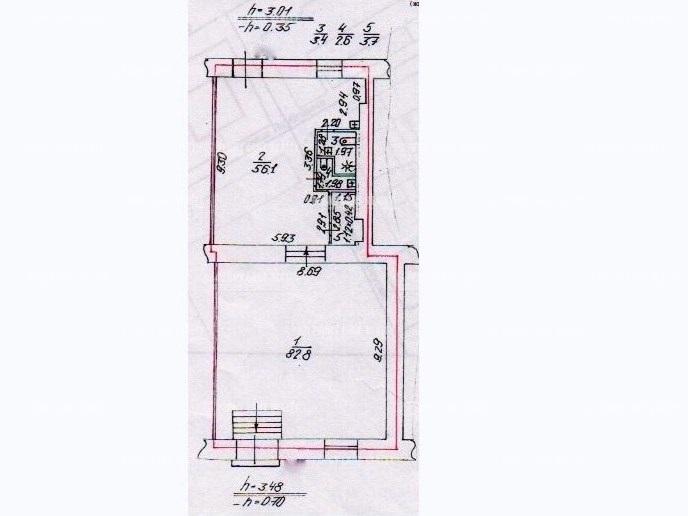 Продажа помещения 150 кв.м. Адмиралтейский б-р Конногвардейский, 6 - фотография №3