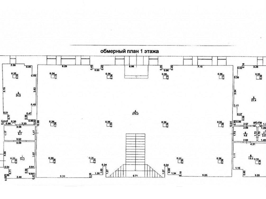 Аренда здания 751 кв.м. Московский ул. Кузнецовская, 52/2 - фотография №9