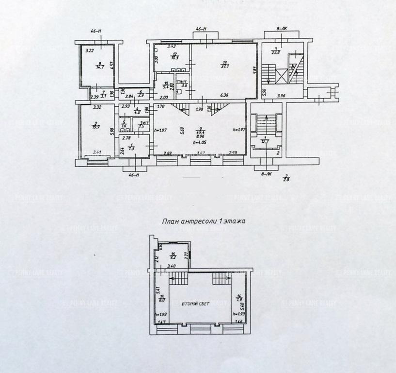 Аренда помещения 190 кв.м. Московский ул. Ленсовета, 10 - фотография №2