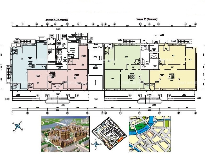 Аренда помещения 118 кв.м. Петроградский ул. Глухая Зеленина, 6 - фотография №3