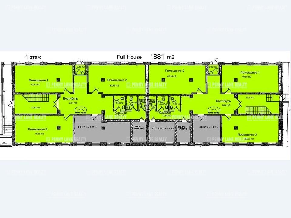Продажа здания 1882 кв.м. Василеостровский пер. Биржевой, 6 - фотография №5