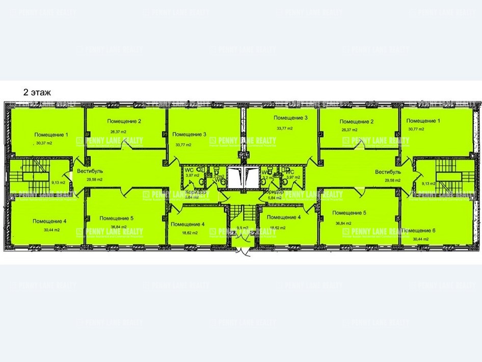 Продажа здания 1882 кв.м. Василеостровский пер. Биржевой, 6 - фотография №6