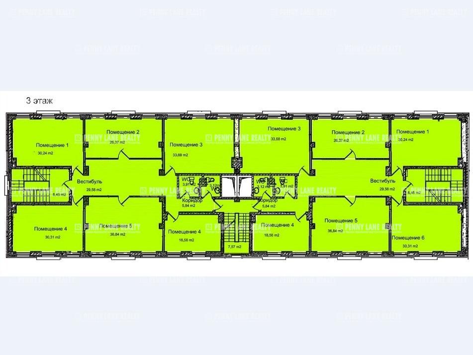 Продажа здания 1882 кв.м. Василеостровский пер. Биржевой, 6 - фотография №7