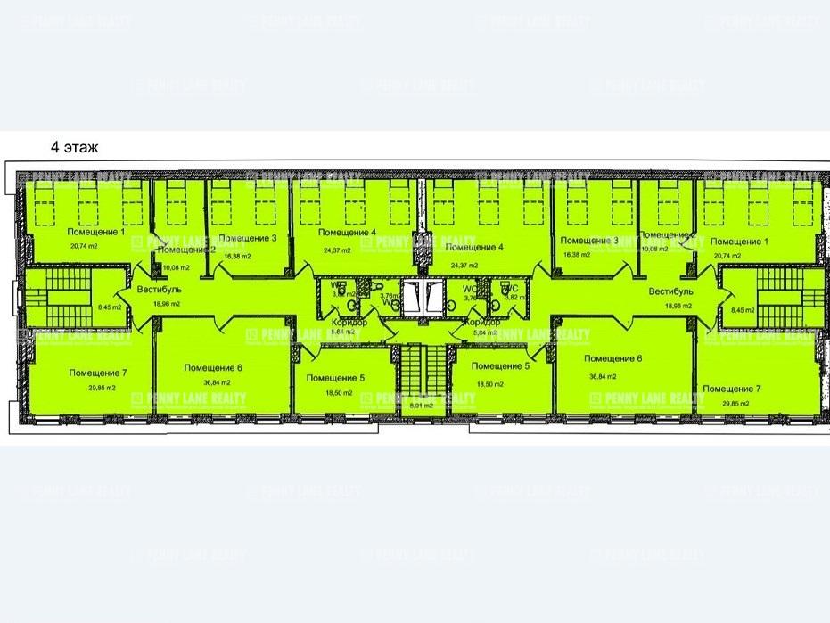 Продажа здания 1882 кв.м. Василеостровский пер. Биржевой, 6 - фотография №8