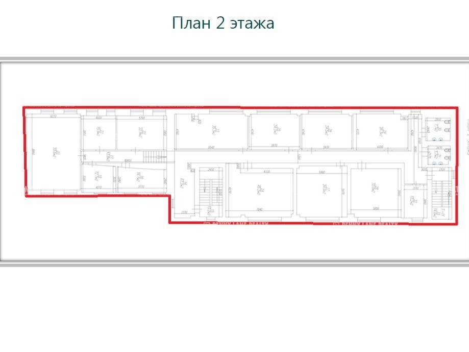 Аренда помещения 1252.10 кв.м. Московский ул. Заозёрная, 8 - фотография №7