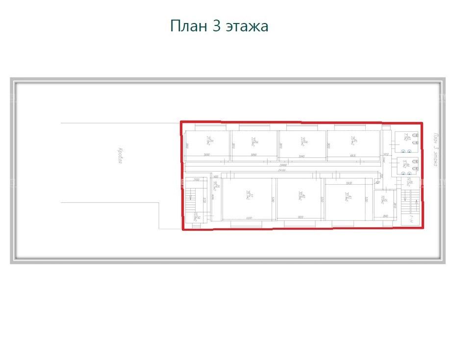 Аренда помещения 1252.10 кв.м. Московский ул. Заозёрная, 8 - фотография №8
